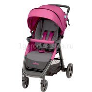 Прогулочная коляска Baby Design CLEVER New 08 Pink